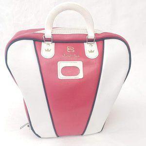 🎳 Brunswick vintage Dual Pak Bowling Bag 🎳